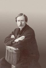Théâtre de l'Odéon - French photographer, caricaturist, writer and balloonist