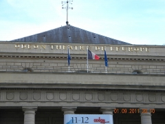 Théâtre de l'Odéon - English: ODEON THEATRE DE L'EUROPE, Place de l'Odeon, paris