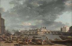 Hôtel des Monnaies (voir aussi : enceinte de Philippe-Auguste) -