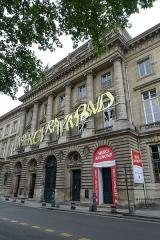 Hôtel des Monnaies (voir aussi : enceinte de Philippe-Auguste) -  Merci Raymond @ Paris