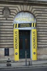 Hôtel des Monnaies (voir aussi : enceinte de Philippe-Auguste) -  Paris