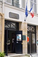 Immeuble et musée Delacroix -  Delacroix Museum
