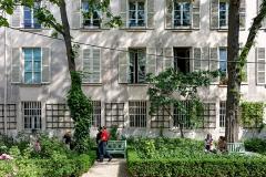 Immeuble et musée Delacroix -  59546-Paris