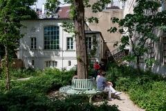Immeuble et musée Delacroix -  59533-Paris
