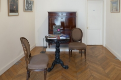 Immeuble et musée Delacroix -  59485-Paris