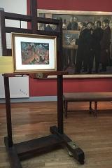Immeuble et musée Delacroix -  59526-Paris