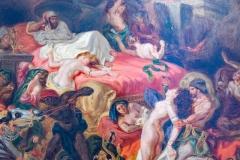 Immeuble et musée Delacroix -  59452-Paris