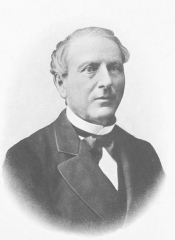 Académie de Médecine - English: Jules-Auguste Béclard (December 17, 1817 – February 9, 1887)