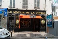 Boulangerie -  Le Moulin de la Vierge, 64 rue St Dominique, 75007 Paris.