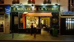 Boulangerie -  Le moulin de la Vierge. Rue Saint-Dominique