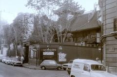 Cinéma La Pagode - Svenska: Paris. La Pagode. Foto 1977