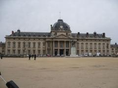 Ecole Militaire -  École militaire - Paris.