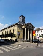 Eglise Saint-Pierre-du-Gros-Caillou -  Église Saint-Pierre-du-Gros-Caillou, Paris, France