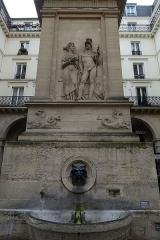 Fontaine du Gros-Caillou -  Fountain @ Paris