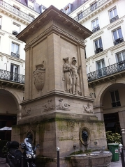 Fontaine du Gros-Caillou -  Gros-Caillou, 75007 Paris, France