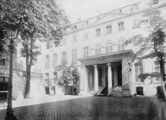 Hôtel de Beauharnais, actuellement résidence de l'ambassadeur d'Allemagne -  German Embassy, Paris