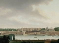 Hôtel de Beauharnais, actuellement résidence de l'ambassadeur d'Allemagne -