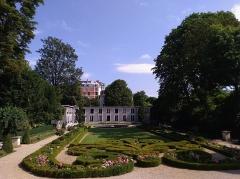 Hôtel Cassini ou Pecci-Blunt -  juillet 2018