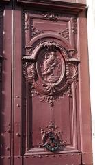 Hôtel de Clermont-Tonnerre - Deutsch: Hôtel de Clermont-Tonnerre, 118 rue du Bac in Paris (7. Arrondissement)
