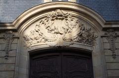Hôtel Gouffier de Thoix, actuellement annexe des services du premier ministre - Deutsch: Hôtel Gouffier de Thoix in Paris (7. Arrondissement), 56 rue de Varenne