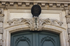Hôtel de la Rochefoucauld-Doudeauville ou de Boisgelin - Deutsch: Hôtel de la Rochefoucauld-Doudeauville in Paris (7. Arrondissement), 47 rue de Varenne