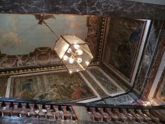Hôtel de la Rochefoucauld-Doudeauville ou de Boisgelin - Français:   Grand escalier Hôtel de la Rochefoucauld-Doudeauville