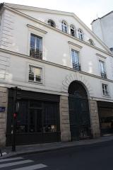 Hôtel de Rohan-Chabot ou de Tessé-Vendome - Deutsch: Hôtel de Rohan-Chabot in Paris (7. Arrondissement), 61 rue de Varenne