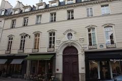 Ancien hôtel de Samuel Bernard - Deutsch: Hôtel de Samuel Bernard 46, rue du Bac in Paris (7. Arrondissement)
