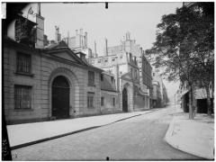 Ancien hôtel de Tavannes -