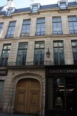 Hôtel - Deutsch: Hôtel particulier 21, rue du Bac in Paris (7. Arrondissement)