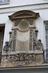 Immeuble - Deutsch: Nische des Hauses 13, rue de Lille in Paris (7. Arrondissement)