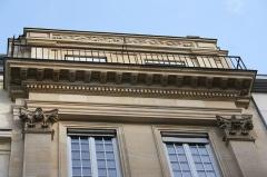 Maison - Deutsch: Haus 26, rue de Lille in Paris (7. Arrondissement)