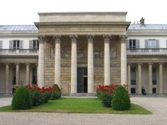 Ancien hôtel de Salm, actuel Palais de la Légion d'Honneur - English: The French Legion of Honnor's head quaters