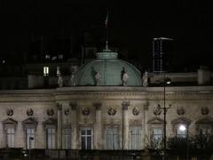 Ancien hôtel de Salm, actuel Palais de la Légion d'Honneur - English: Dome of the Palais de la Légion d'Honneur located in Paris.