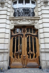 Pharmacie -  Door @ Paris 7