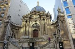 Chapelle Notre-Dame-de-Consolation -  Chapelle Notre-Dame-de-Consolation @ Paris