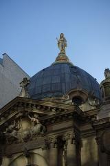 Chapelle Notre-Dame-de-Consolation -  Dome @ Chapelle Notre-Dame-de-Consolation @ Paris