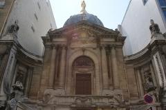 Chapelle Notre-Dame-de-Consolation - English: Notre Dame de Consolation in Paris, housing the Italian parish.