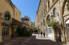 Cité Berryer -  Galerie Royale @ Paris