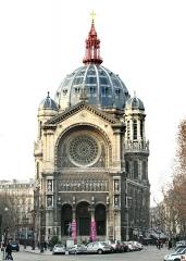 Eglise Saint-Augustin - Spanish photographer and Wikimedian Free-license photographer