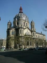 Eglise Saint-Augustin -  Eglise saint augustin a Paris