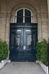 Hôtel Cartier -  FIA headquarters, Place de la Concorde, Paris.