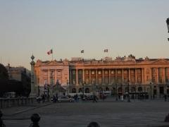 Hôtel Cartier - English: The headquarters of the Fédération Internationale de l'Automobile at the Place de la Concorde, Paris, France.