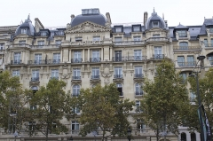Ancien Hôtel Claridge -  Paris