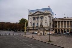 Hôtel Crillon -  Paris, France