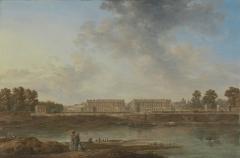 Hôtel Crillon -  A View of Place Louis XV, Paris.