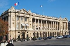 Hôtel Crillon - English: