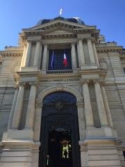 Ancien hôtel Potocki, actuellement Chambre de Commerce et d'Industrie de Paris - French Wikimedian, software engineer, science writer, sportswriter, correspondent and radio personality