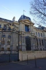 Ancien hôtel Potocki, actuellement Chambre de Commerce et d'Industrie de Paris -  Chambre de Commerce et d'Industrie @ Paris 8