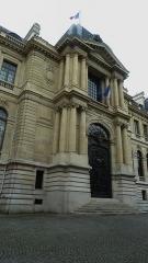 Ancien hôtel Potocki, actuellement Chambre de Commerce et d'Industrie de Paris - English: Avenue de Friedland - Handelskammer (Oktober 2016)